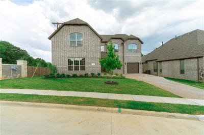 Hickory Creek Single Family Home For Sale: 200 Waterview Court