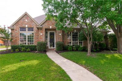 Keller Single Family Home For Sale: 801 Cliffmoor Drive
