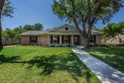 Farmers Branch Single Family Home For Sale: 3170 Whitemarsh Circle