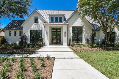 Single Family Home For Sale: 4431 Myerwood Lane