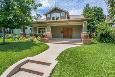 Dallas Single Family Home For Sale: 331 S Windomere Avenue