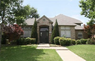 Plano  Residential Lease For Lease: 1637 Glen Springs Drive