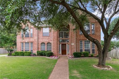 Keller TX Single Family Home For Sale: $369,900