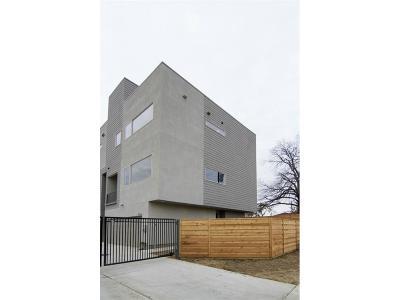Townhouse For Sale: 4624 Steel Street