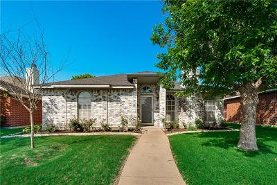 Mesquite Single Family Home For Sale: 2700 Bent Brook Drive