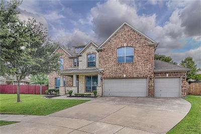 Mansfield TX Single Family Home Active Option Contract: $349,900