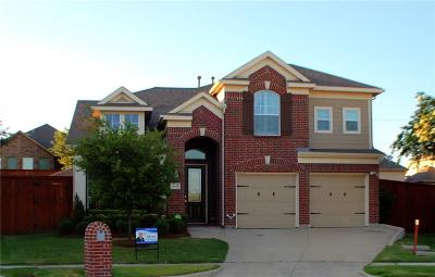 Sachse Single Family Home For Sale: 4133 Mane Court