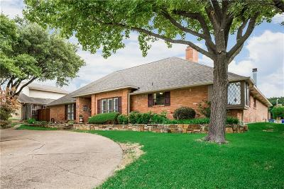 Dallas Single Family Home For Sale: 7727 Lone Moor Circle