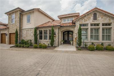 McKinney Single Family Home Active Option Contract: 6905 Istina Drive
