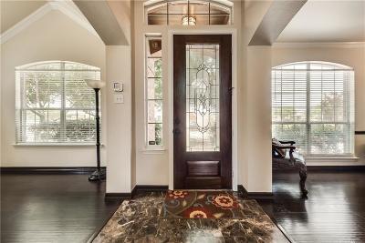 Plano Single Family Home Active Option Contract: 3832 Oxbow Creek Lane