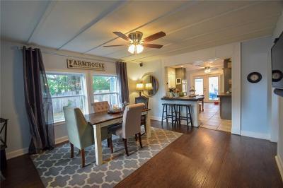 Boyd Single Family Home For Sale: 413 S Hitt Street