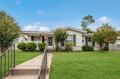 Waco Single Family Home For Sale: 1109 N 45th Street