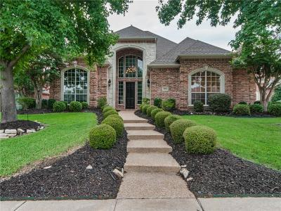 Flower Mound Single Family Home For Sale: 4804 Aurora Court