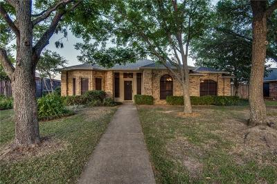 Wylie Single Family Home For Sale: 108 Eastridge Court