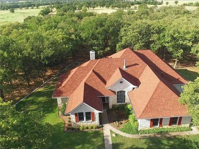 Weatherford Farm & Ranch For Sale: 1110 Fletcher Road