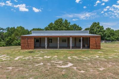 Decatur Single Family Home For Sale: 399 County Road 4358