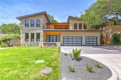 Single Family Home For Sale: 6535 Park Lane