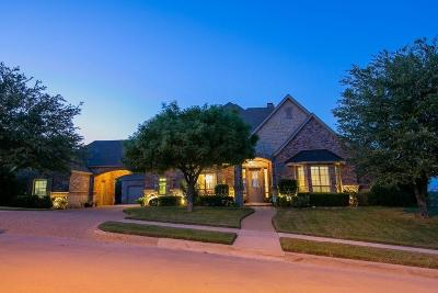 Benbrook Single Family Home For Sale: 8213 Indian Hills Court