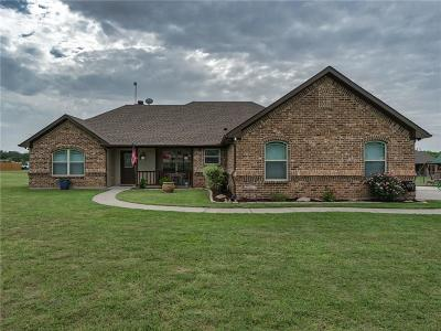 Springtown Single Family Home For Sale: 105 S Casey Court
