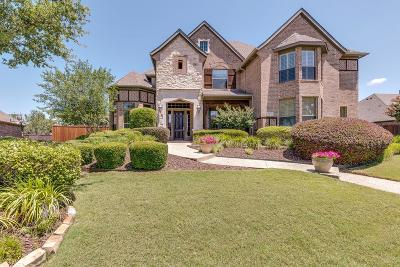 McKinney Single Family Home Active Option Contract: 1601 Pine Hollow Drive