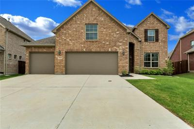 Little Elm Single Family Home Active Option Contract: 2929 Morning Star Drive