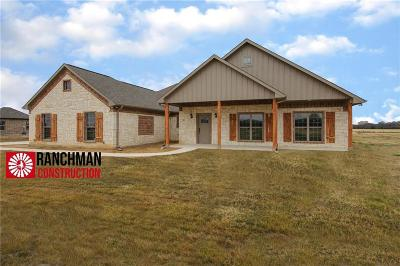 Crandall, Combine Single Family Home Active Option Contract: 476 Farr Altom Road