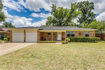 Fort Worth Single Family Home For Sale: 2008 David Drive
