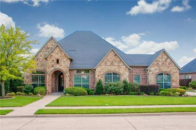 Waxahachie Single Family Home For Sale: 104 Short Putt Drive