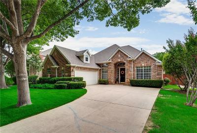 McKinney Single Family Home Active Option Contract: 2801 Doe Run
