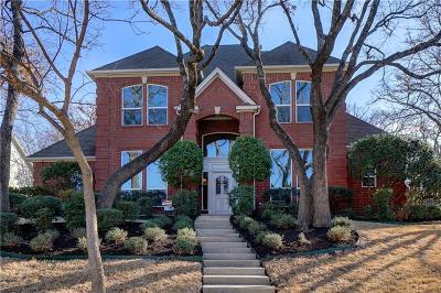 Grapevine Single Family Home For Sale: 2829 Kingswood Drive