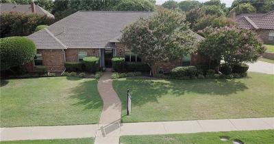 Coppell Single Family Home For Sale: 605 Briarglen Drive