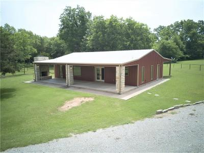 Howe Single Family Home For Sale: 1353 Red Road