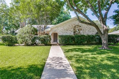 Rowlett Single Family Home For Sale: 112 Ashe Bend Drive