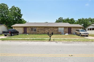 Burleson Multi Family Home For Sale: 432 SW Thomas Street