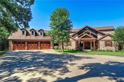 Pilot Point Single Family Home For Sale: 6264 Valley Creek
