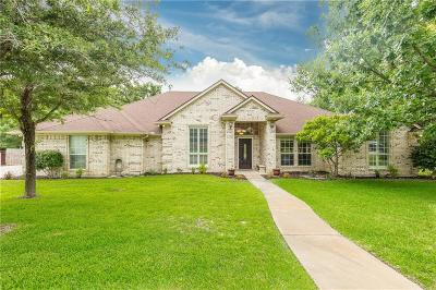 Weatherford Single Family Home For Sale: 3606 Four Trees Drive