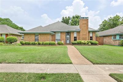 Carrollton Single Family Home For Sale: 1914 Vera Cruz Drive