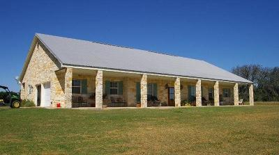 Hamilton County Farm & Ranch For Sale: 499 Fm 1238