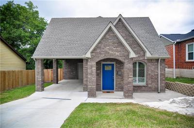 Dallas Single Family Home For Sale: 3407 Gibsondell Avenue