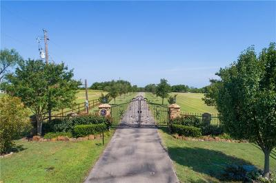 Royse City, Union Valley Farm & Ranch For Sale: 10534 County Road 2452