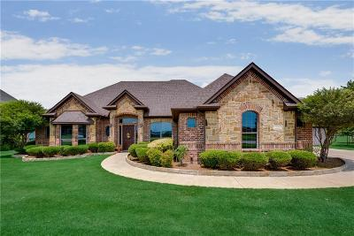 Forney Single Family Home Active Option Contract: 13061 Emerald Ranch Lane
