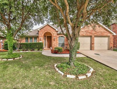Little Elm Single Family Home For Sale: 2508 Indian Hills Drive
