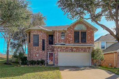 Carrollton Single Family Home For Sale: 1305 Pawnee Trail