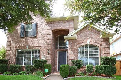 Allen Single Family Home For Sale: 2032 Camelot Drive