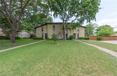 Multi Family Home For Sale: 11342 McCree Road