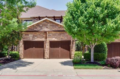 Grapevine Townhouse Active Option Contract: 4646 Trevor Trail