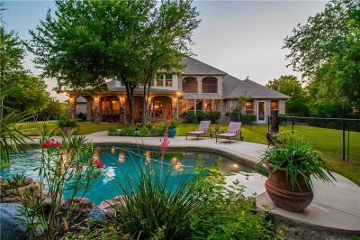 Fort Worth Single Family Home For Sale: 864 Meadow Hill Road