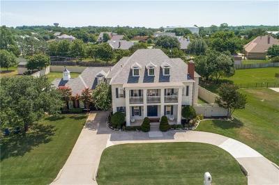Keller TX Single Family Home For Sale: $899,000