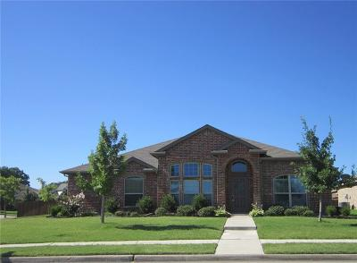 Royse City Single Family Home For Sale: 201 Collin Court