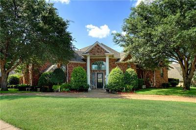 Colleyville Single Family Home For Sale: 2400 Twelve Oaks Lane